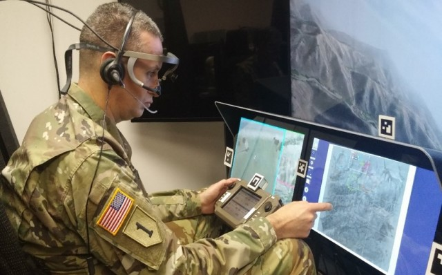 UAS system improves situational awareness and mission peformance