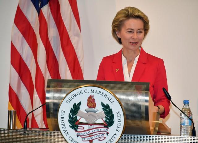 Mattis: 'Transatlantic Bond Remains Strong' in Speech Honoring Marshall Plan Anniversary