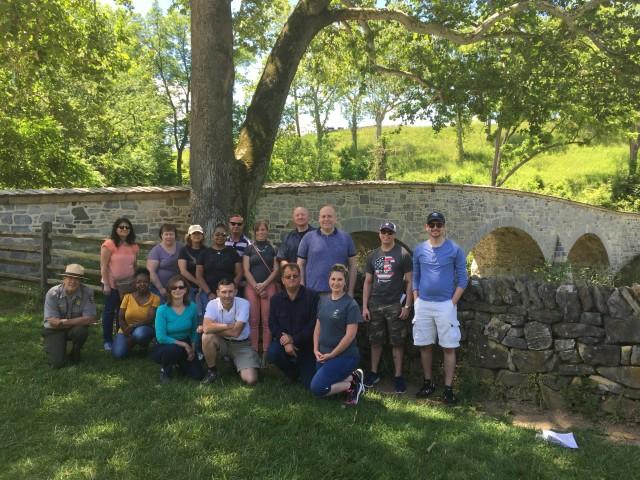 ACC-APG visits Antietam