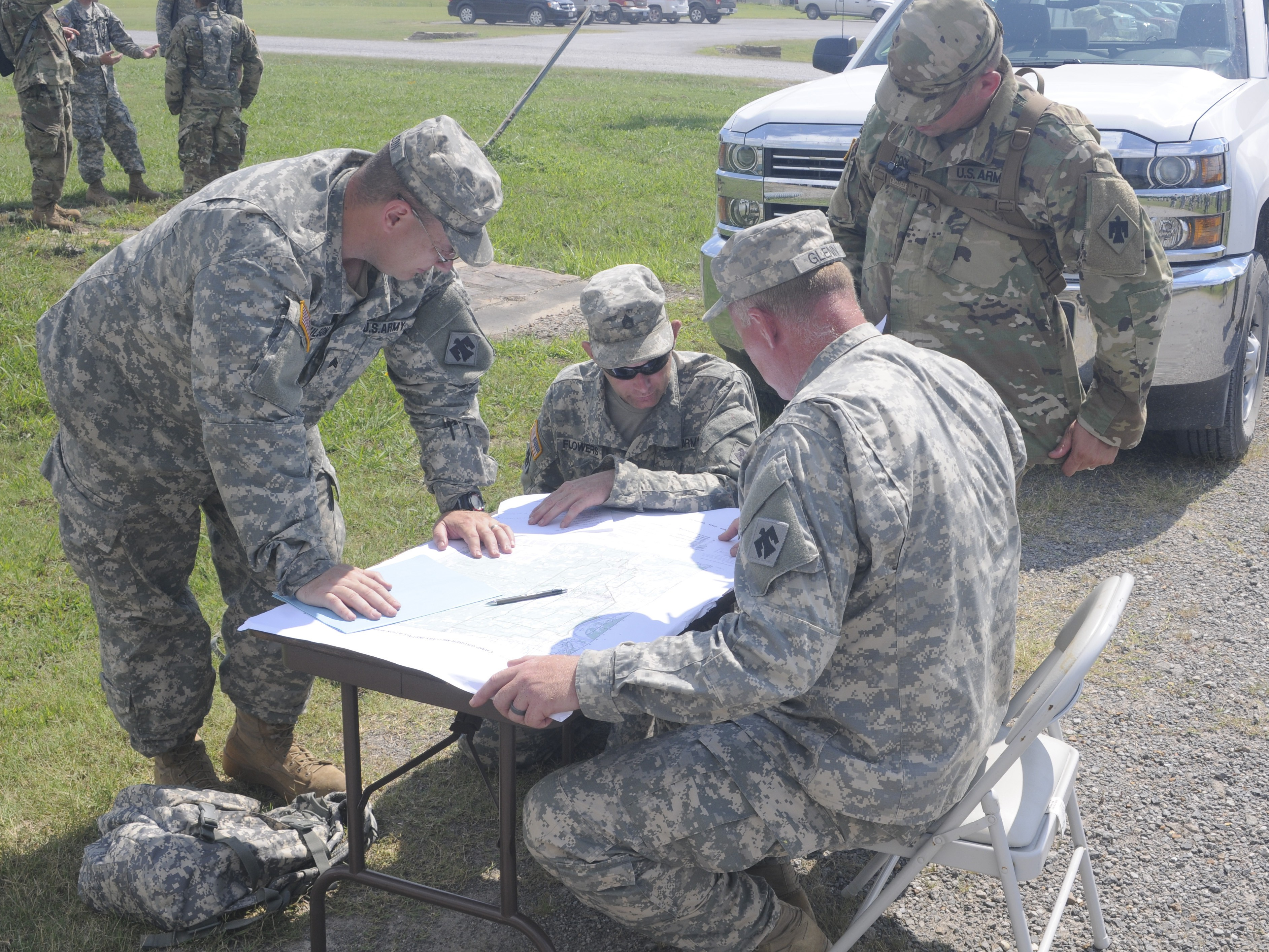 National guard ncos train for continued readiness article the original nvjuhfo Image collections