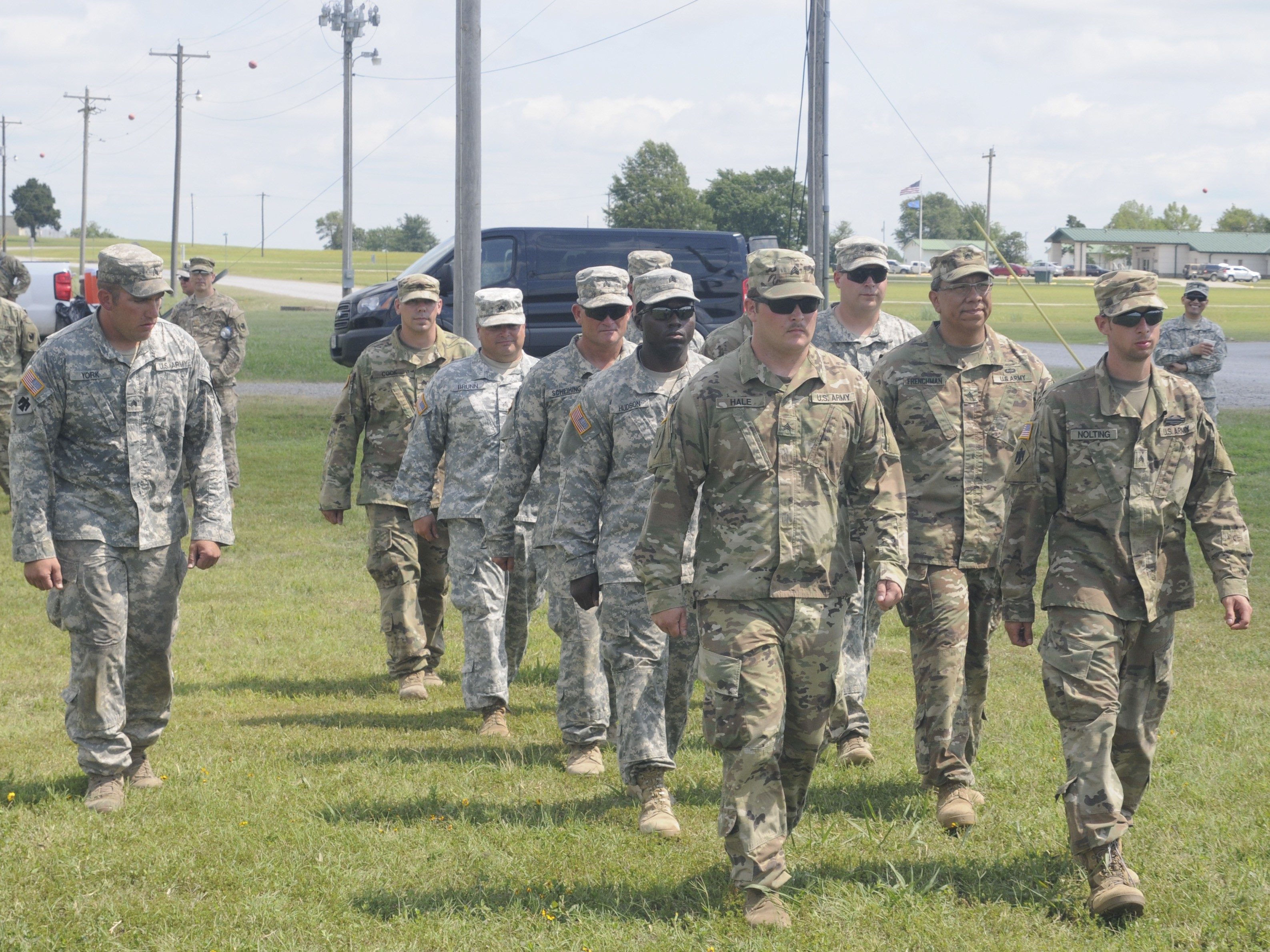 National guard ncos train for continued readiness article the plains warrior was designed to reintroduce junior non commissioned officers to the military fundamentals and techniques necessary to prepare and equip them nvjuhfo Image collections