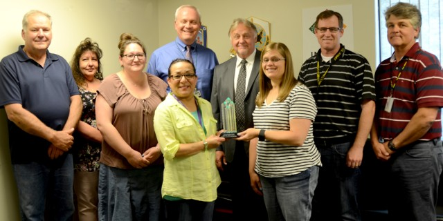 Dugway MICC Small Business Administration Award
