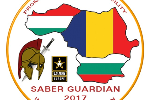 Exercise Saber Guardian 17 is a U.S. European Command, U.S. Army Europe-led annual exercise taking place in Hungary, Romania and Bulgaria in the summer of 2017. This exercise involves more than 25,000 service members from over 20 ally and partner nations.