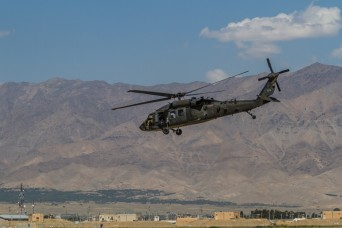 Photo Essay: Task Force Flying Dragons at Bagram Airfield