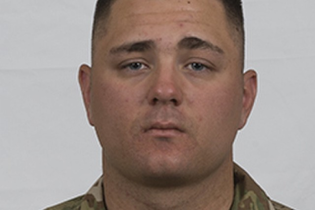 Spc. Aaron Moore, a native of Tulsa, Oklahoma, assigned to Headquarters and Headquarters Company, 1st Battalion, 279th Infantry Regiment was among the 45th Infantry Brigade Combat Team Soldiers who evacuated residents from a burning apartment building in downtown Lviv, Ukraine on July 16.