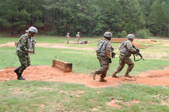 U.S. Army Drill Sergeant Academy hosts Colombian troops for partnership training exercise