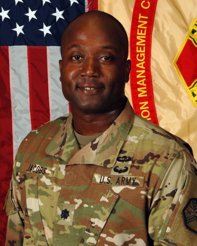 Lt. Col. Brian A. Jacobs
