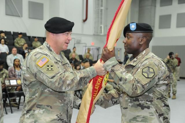 USAG Casey has new commander