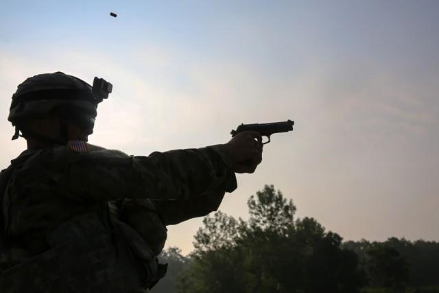 Army to be fielding new modular handguns in November