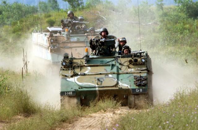 Ohio National Guard's 37th Infantry Brigade Combat Team celebrates a century of service