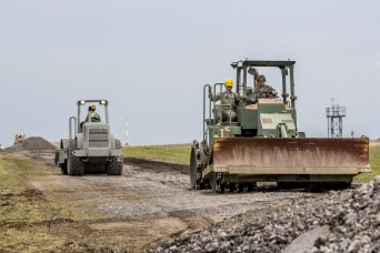 New York Army National Guard engineer training helps Fort Drum