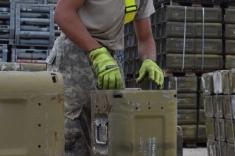 221st Ordnance Company increases mission readiness, builds vital skills at Crane Army