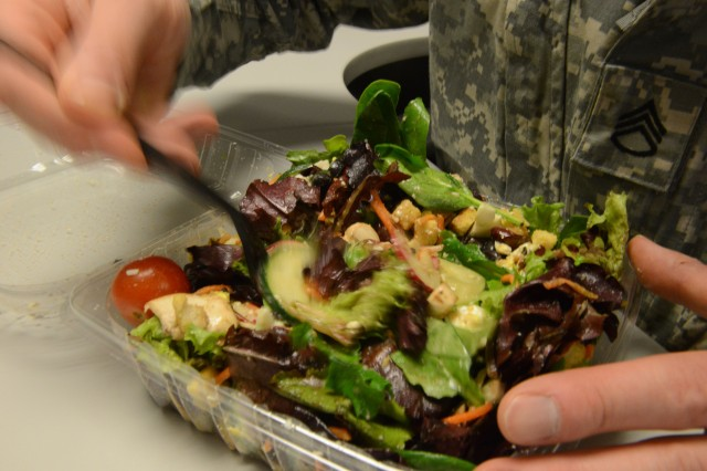 Healthier food options will be introduced at five Army installations as part of an effort to improve the overall health of Soldiers. The Army's new holistic approach to health and fitness was discussed at the 2017 Army Medical Symposium.