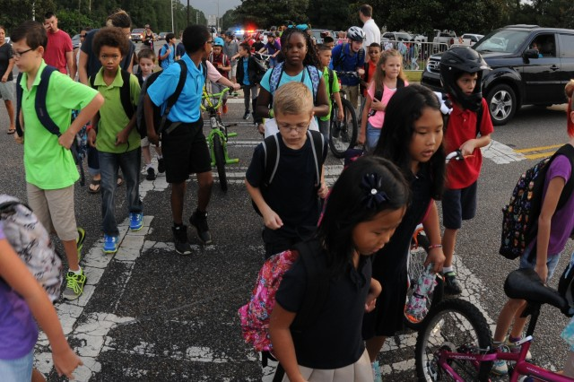 Drivers are reminded that school goes back in session Aug. 2 on Fort Rucker, and to keep their speeds down and be vigilant looking out for children.