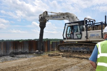 Army Corps builds foundation for resiliency