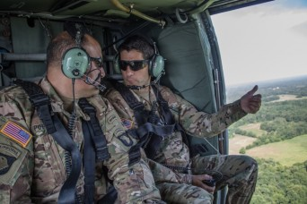 Speaker of the House Paul Ryan visits, trains with 101st Airborne