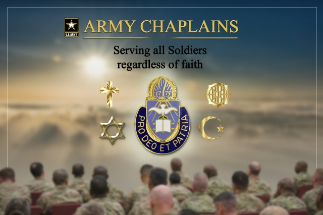 Chaplains counsel all Soldiers with needs, regardless of their religion, and they've been doing it since Gen. George Washington established the Chaplain Corps on July 29, 1775.