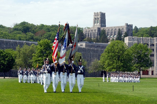 The United States Military Academy has been developing leaders of character for the nation for more than 200 years. Founded in 1802, West Point is entwined with the history of our nation. Less than 50 miles north of New York City, along the banks of the Hudson River, the state-of-the-art sports facilities and academic lecture halls of the academy provide a perfect juxtaposition for the terrain-rich environment used for cadet military training.
