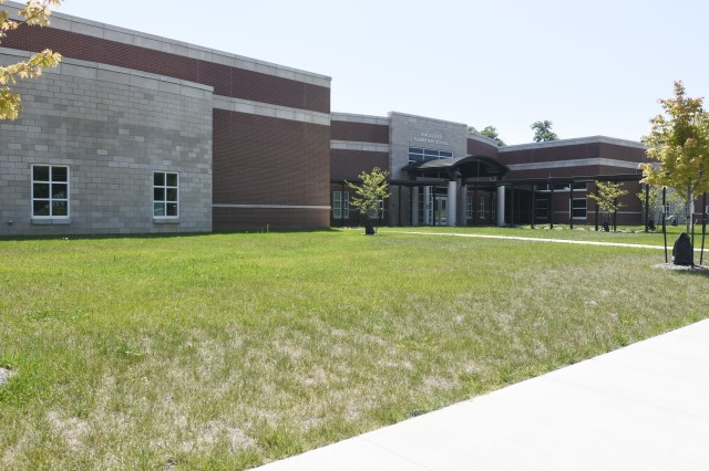 The new Kingsolver Elementary School on Fort Knox is a U.S. Department of Defense Education Activity 21st century school.