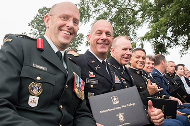 Tradoc commander to army war college graduates invest - How to become an army officer after college ...
