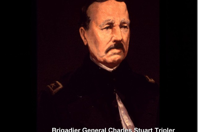 Tripler Army Medical Center is named after Brevet Brig. Gen. Charles Stuart Tripler. Tripler was an Army surgeon who saw multiple conflicts throughout his career and authored the Manual of the Medical Officer of the Army of the United States, which became the bible for medical officers by standardizing physical requirements for Army recruits.