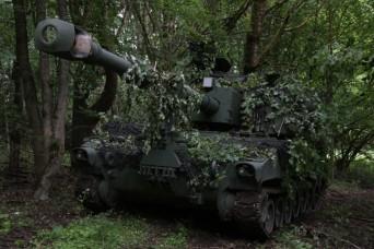 Artillery units embrace 'hide and seek' tactics to gain decisive edge