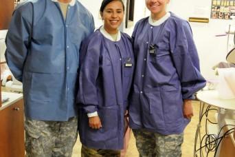 Life-changing mission keeps lifesaving skills sharp
