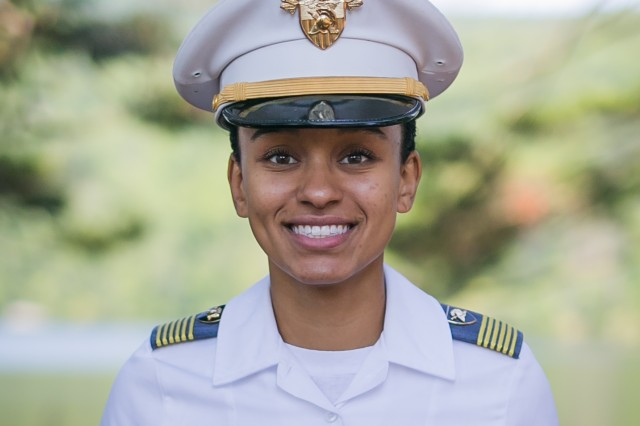 U.S. Military Academy Class of 2018 Cadet Simone Askew was selected First Captain of the Corps of Cadets, the highest position in the cadet chain of command.