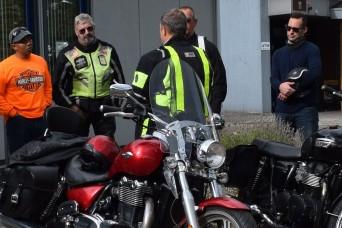 Schinnen motorcycle group ride improves skills