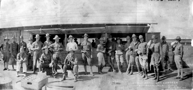 The defining role of the National Guard in WWI