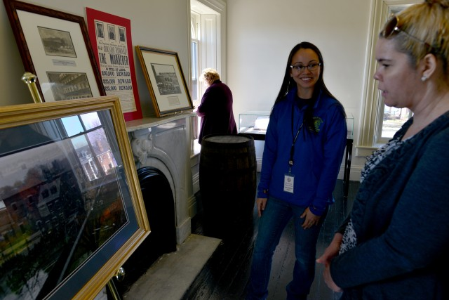 A Glimpse into History at Grant Hall's Public Open House