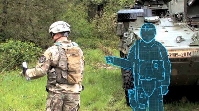 Augmented reality may revolutionize Army training