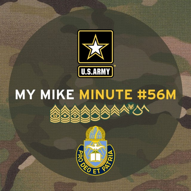 My Mike Minute