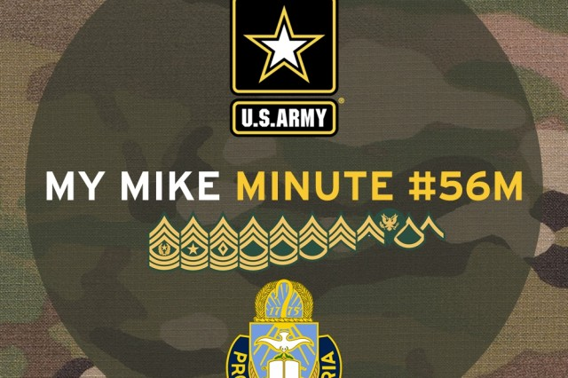 SoundCloud Profile Picture. Click the link to visit the U.S. Army Chaplain Corps SoundCloud account: https://soundcloud.com/user-15313204 and listen to My Mike Minute