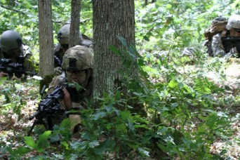 Soldiers hone air support capabilities in Northern Strike exercise