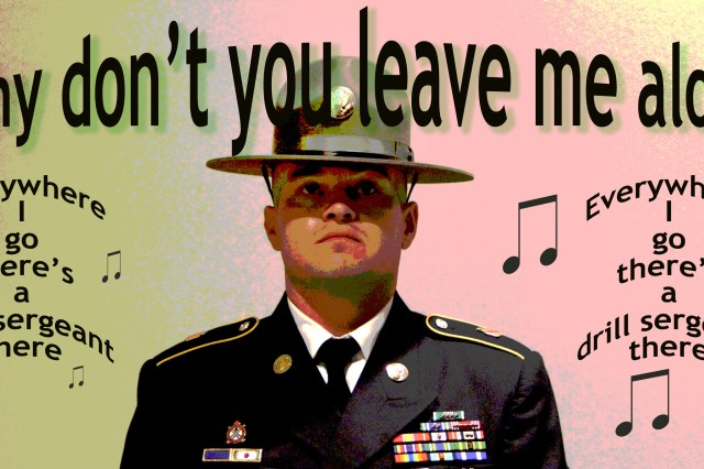 The image of the drill sergeant strikes fear into the hearts of basic combat trainees. Yet by the end of training, drill sergeants often win the affection of their Soldiers.