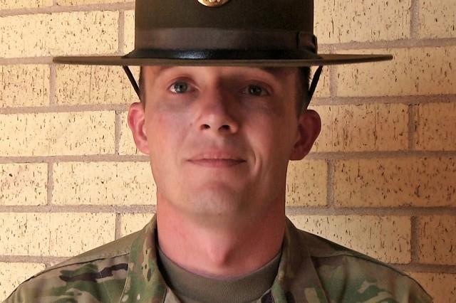 Drill Sergeant (Sgt. 1st. Class) David Wells