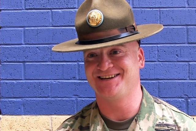 Drill Sergeant (Staff Sgt.) John Michael Deserio IV
