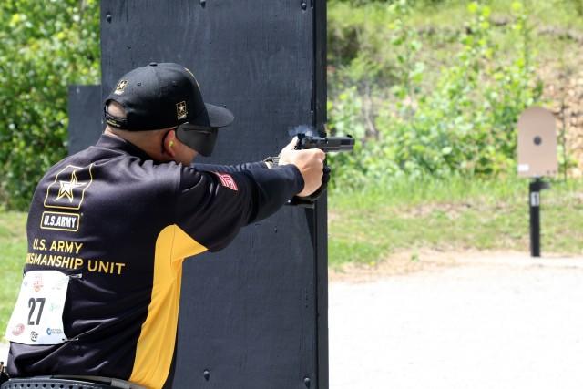 Yeagertown Pennsylvania Native Breaks Pistol Record