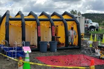 Vigilant Guard: Preparing for disaster relief in New Mexico