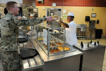 JBLM DFAC moves on to next level in Army wide culinary competition