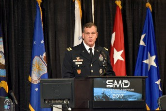 Army Space and Missile Defense Command leader speaks about missile defense future