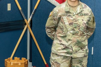 Fort Riley Soldier first enlisted female to complete Urban Mobility Breachers Course