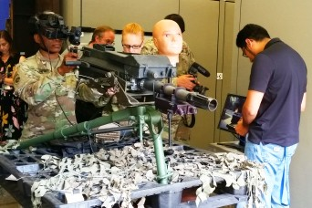 Augmented reality soon possible for MK-19 training