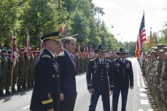 NATO Allies unite to commemorate the 97th anniversary of the Battle of Warsaw