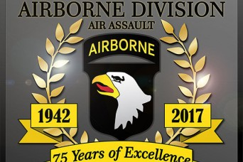 Rendezvous with destiny: commemorating the 101st's defense of freedom on National Airborne Day