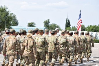 Multinational exercise reaffirms peacekeeping partnerships