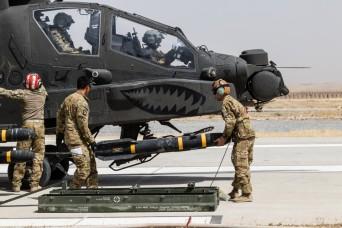 Aviation and missile leadership focuses on readiness