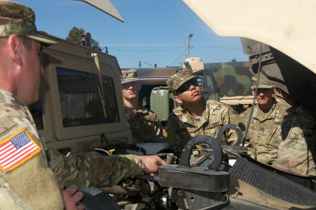 New operator's course on JBLM geared for Korea missions