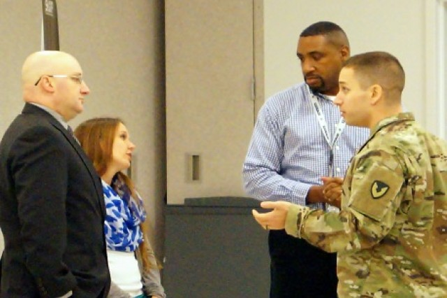 Across Aberdeen Proving Ground (APG), community members uphold the practice of maintaining dignity and respect over a wide range of discussions involving DOD policies and processes.